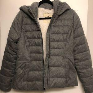 Hollister Sherpa jacket